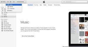 iTunes 12.4