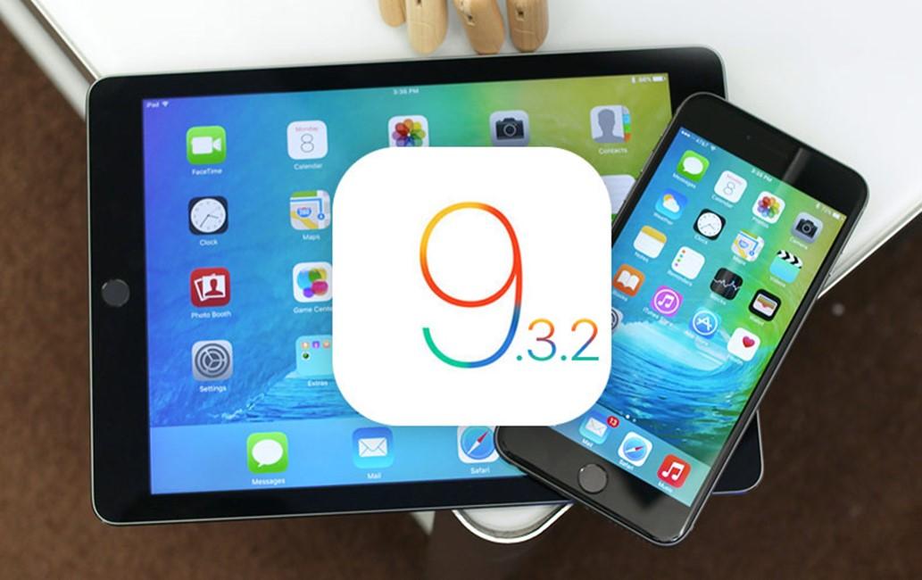 impresii iOS 9.3.2