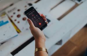 inregistrare apel iPhone