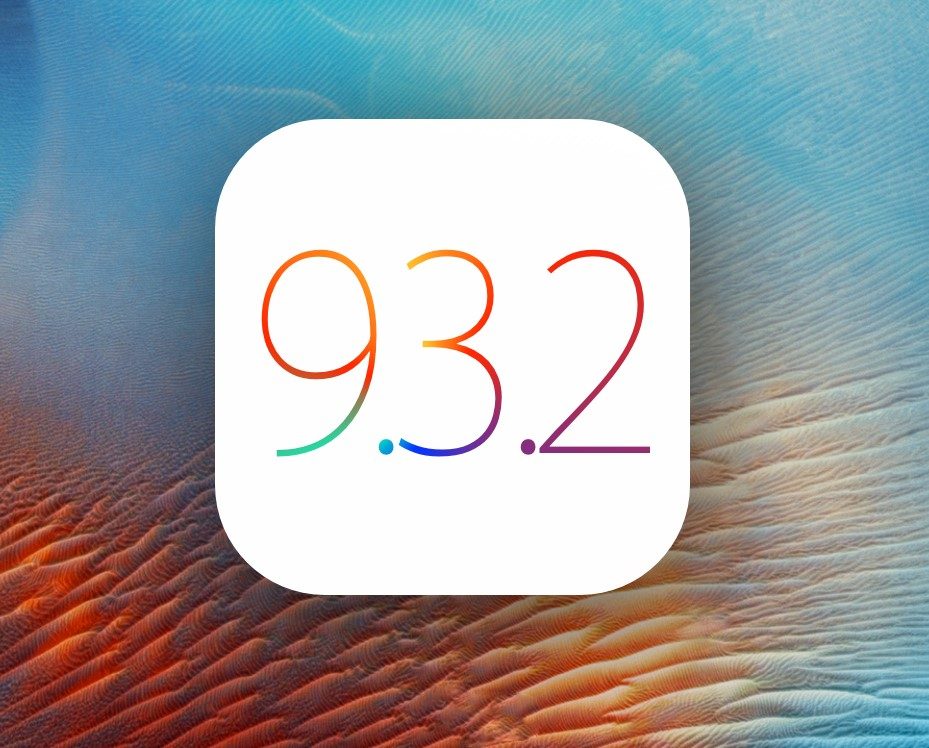 probleme iOS 9.3.2