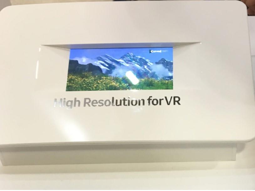 samsung ecran realitate virtuala