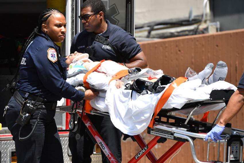 victima injunghiere metrou