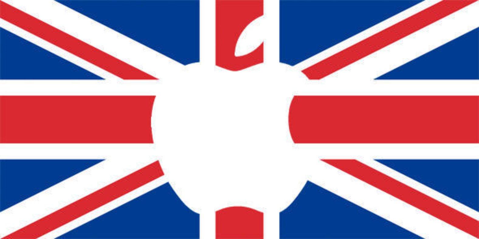 Apple Marea Britanie