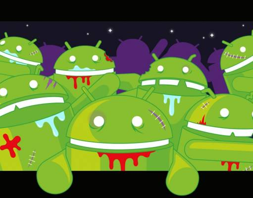Godless malware Android