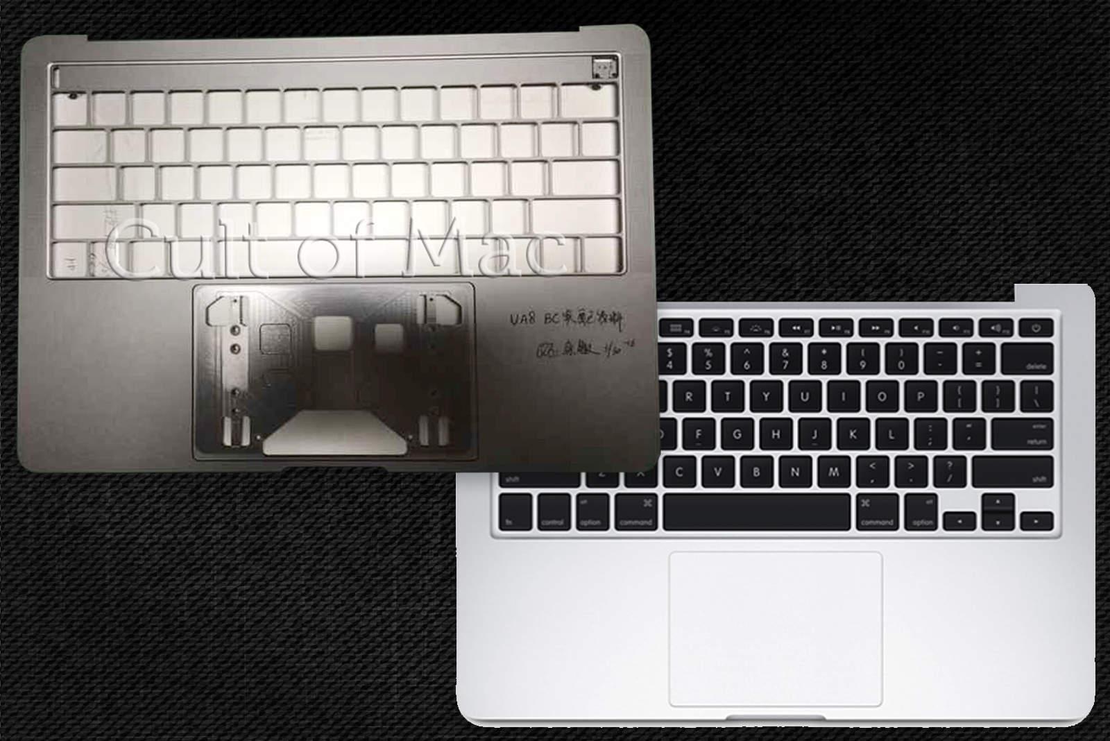 MacBook Pro OLED 3
