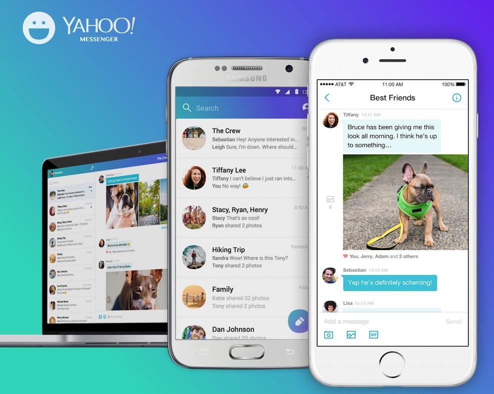 Yahoo Messenger inchis