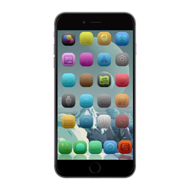 Zenos tema iOS 9