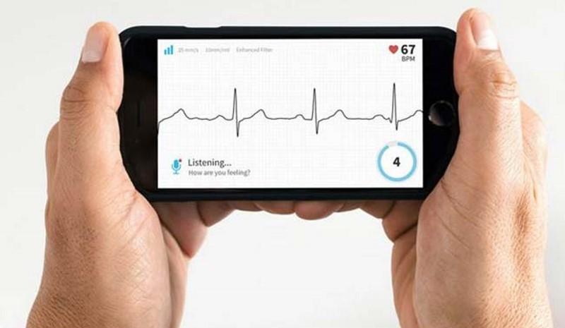 alivecor heart aplicatie masurare ritm cardiac