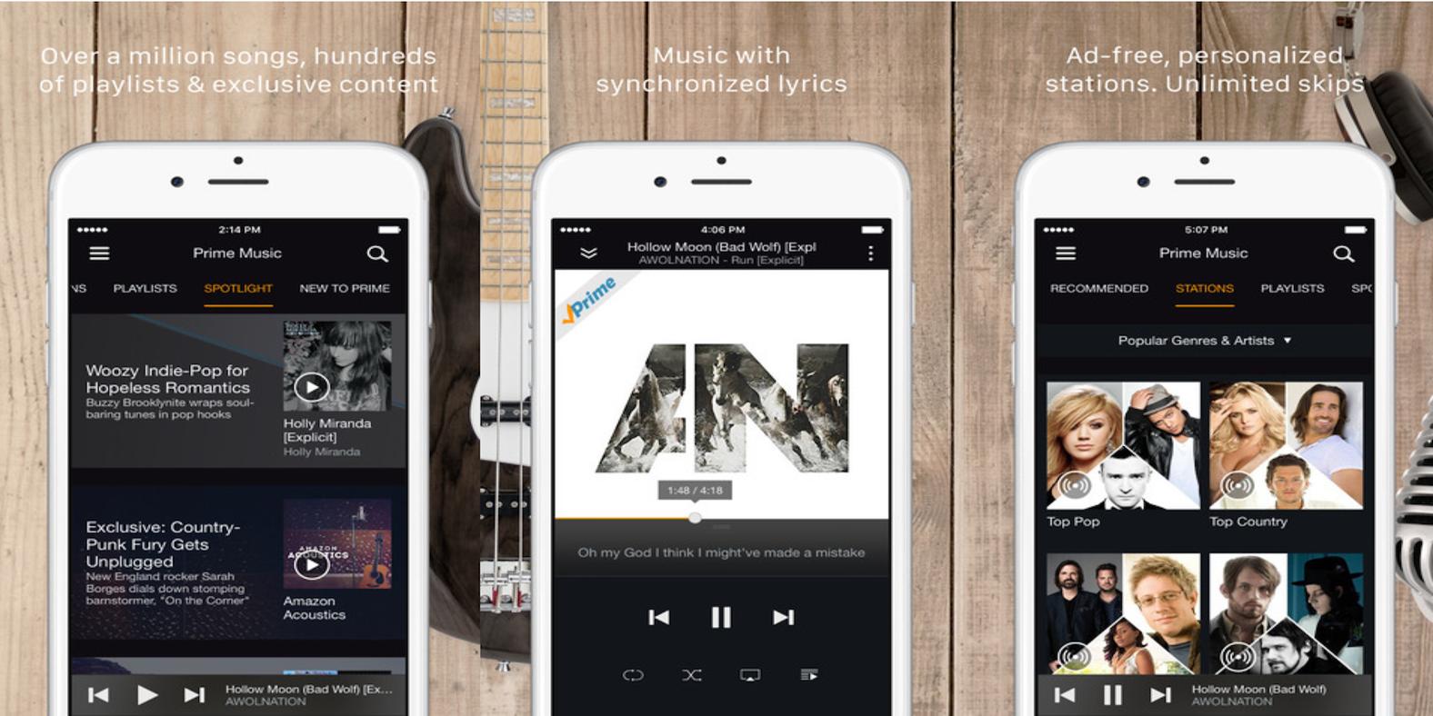 amazon apple music