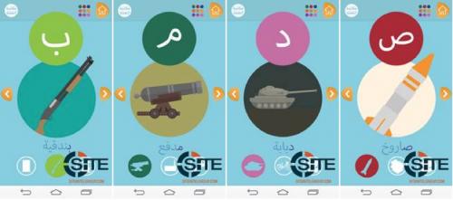 aplicatii propaganda ISIS