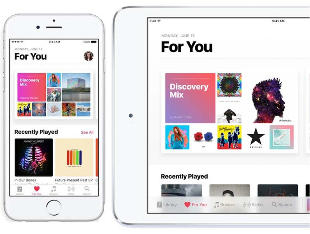 apple music 1 an