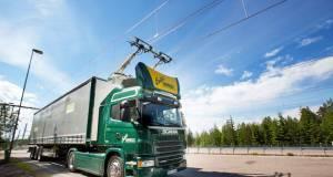 autostrada electrificata suedia