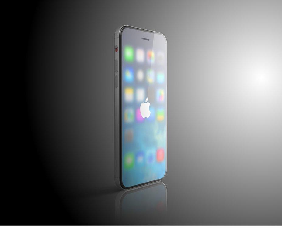 camera iPhone 7 carcasa