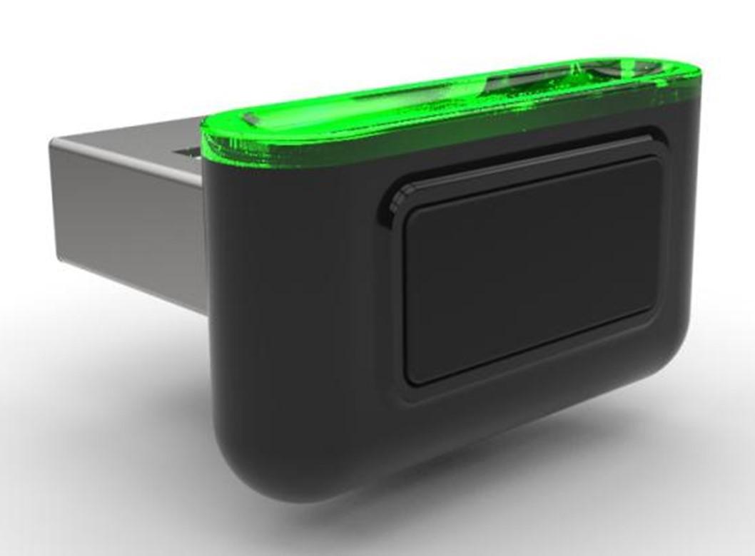 cititor amprente USB