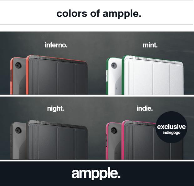 culori ampple