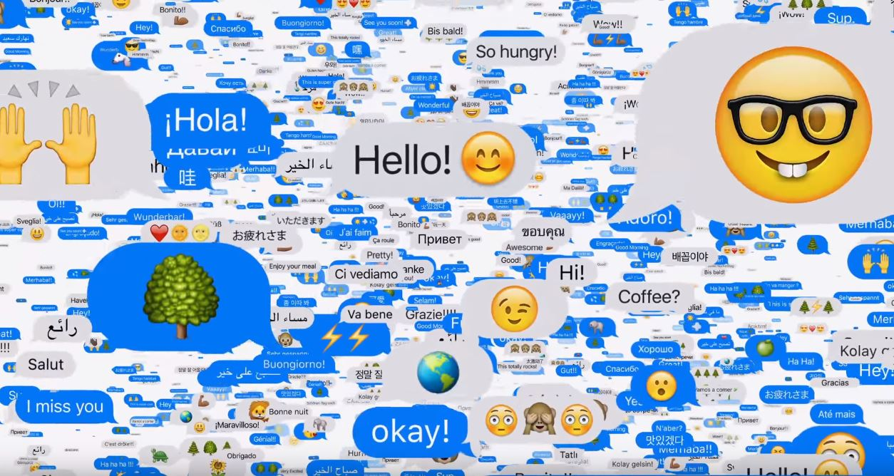iMessage Android WWDC 2016