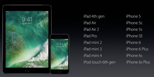iOS 10 compatibil