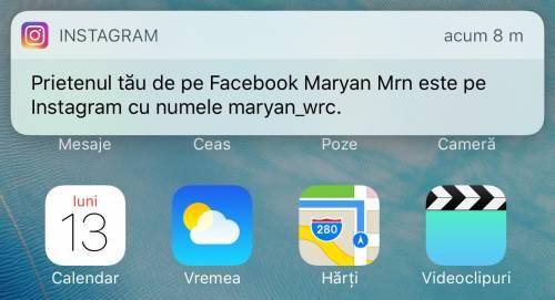 iOS 10 design notificari