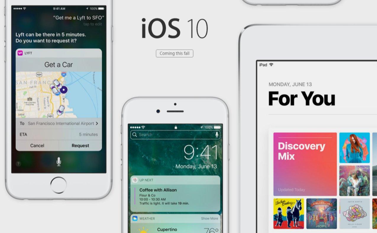 iOS 10 functii jailbreak