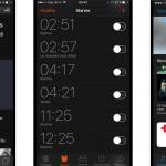 iOS 10 mod noapte