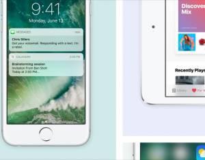 iOS 10 notificari