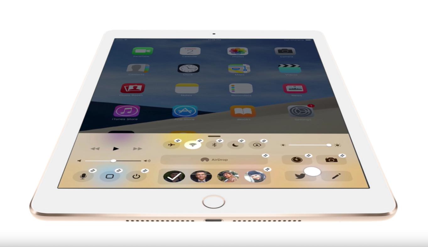 iOS 10 wishlist concept