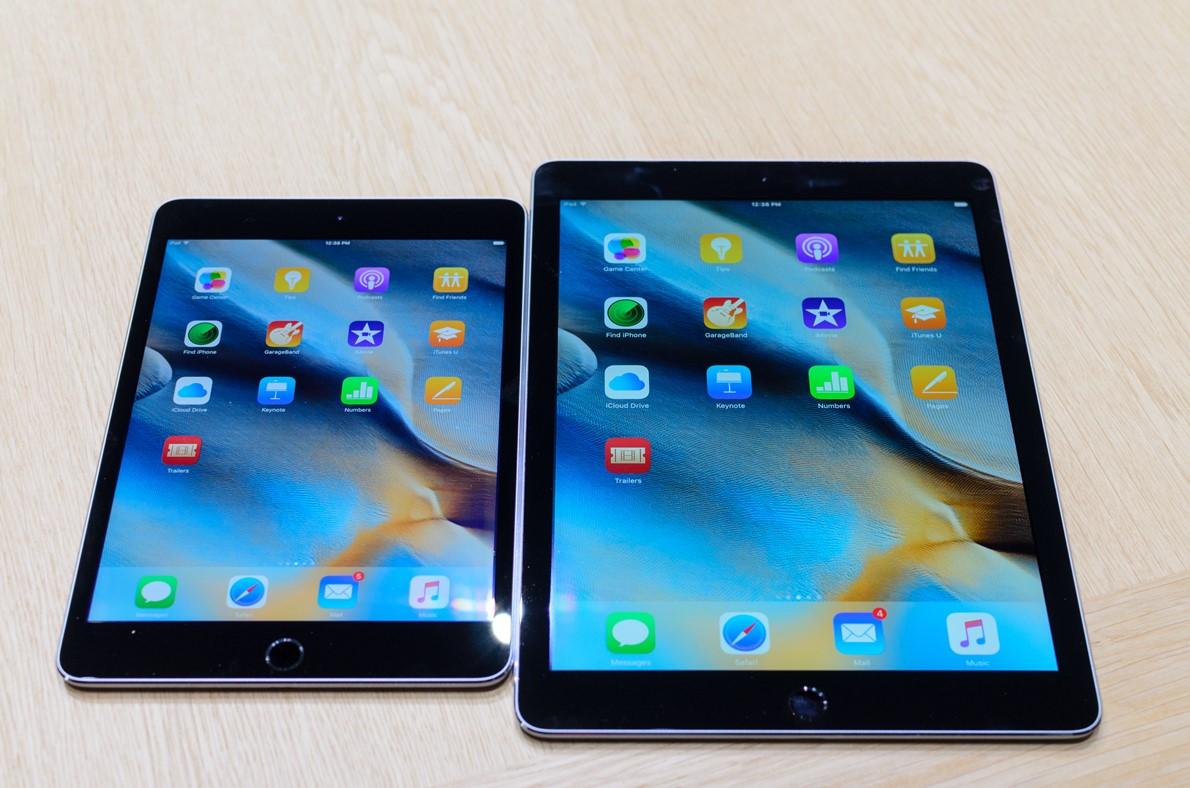 iPad Pro comparatie performante
