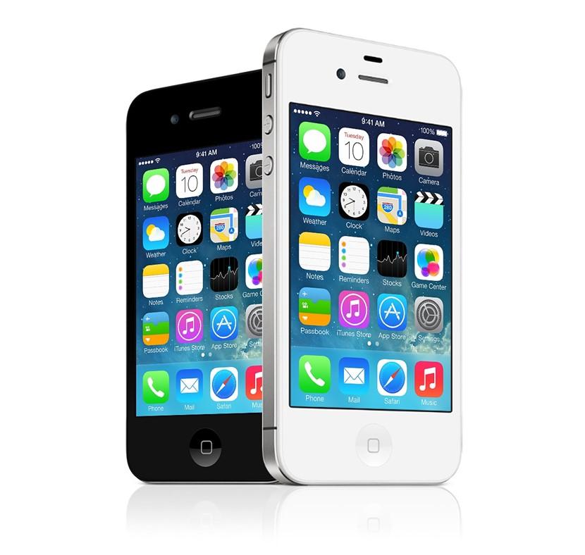 iPhone 4S iOS 10