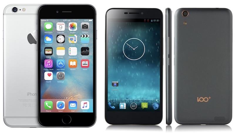 iPhone 6 copie china