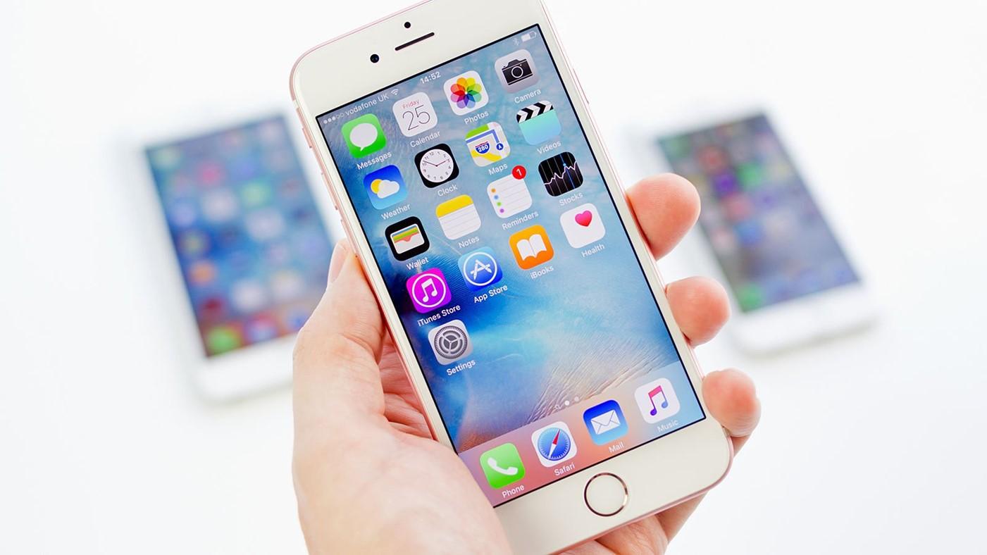iPhone 6S cel.ro refuzat Apple