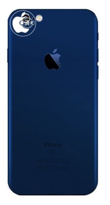iPhone 7 albastru