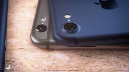 iPhone 7 albastru concept 8