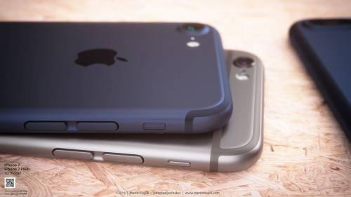 iPhone 7 albastru concept 9