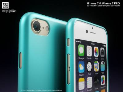 iPhone 7 concept colorat 1