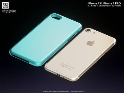 iPhone 7 concept colorat 4