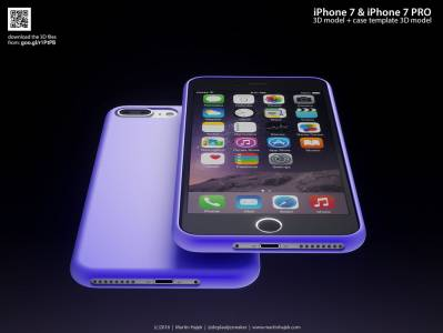 iPhone 7 concept colorat 5