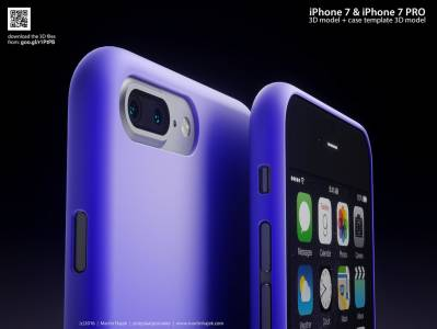 iPhone 7 concept colorat 6