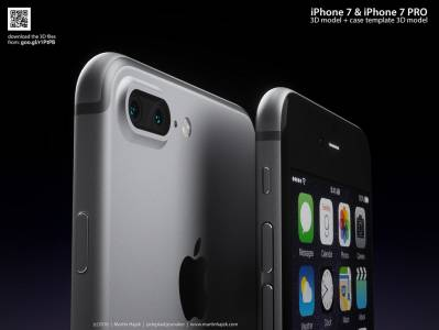 iPhone 7 concept colorat 7