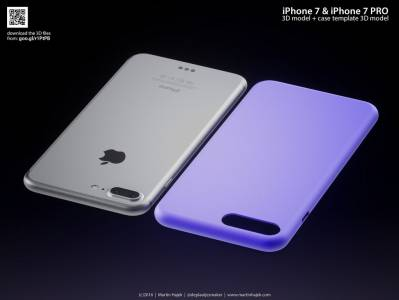 iPhone 7 concept colorat 10