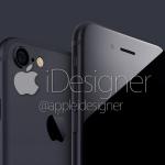 iPhone 7 negru spatial imagini