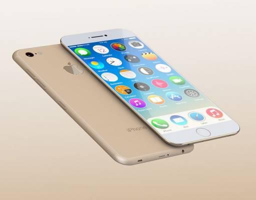 iPhone 7S ecran oled curbat