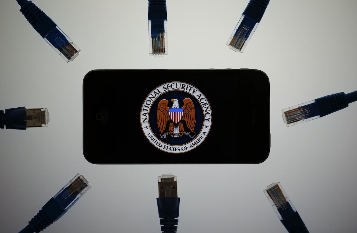 iPhone NSA