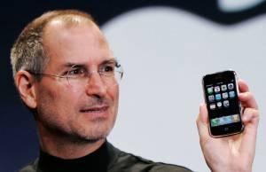 iPhone inventie Apple