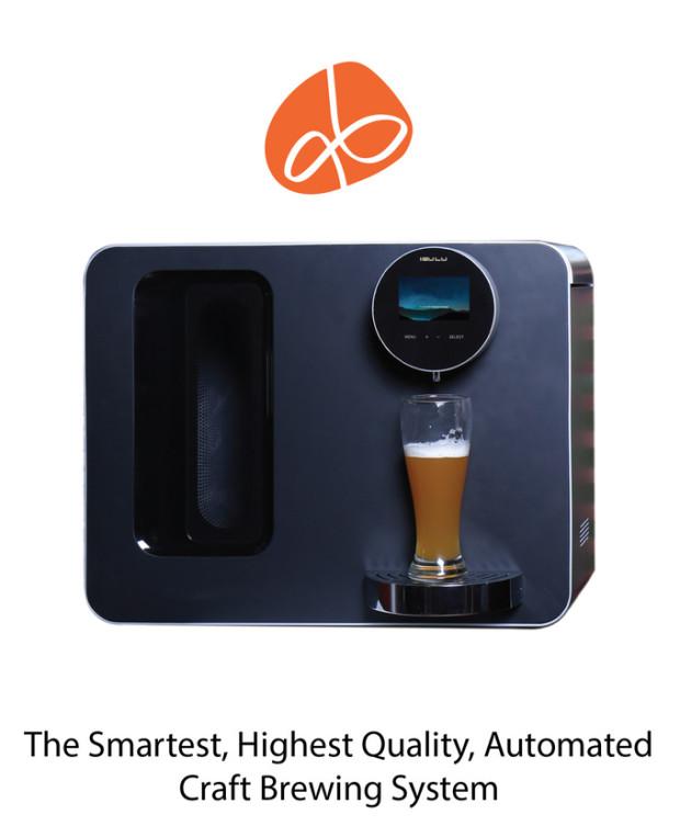primul automat inteligent de facut bere