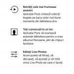 interfata Photos iOS 10