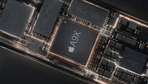 ipad pro 9.7 inch chip a9x