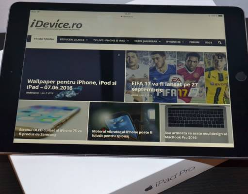 ipad pro 9.7 inch review