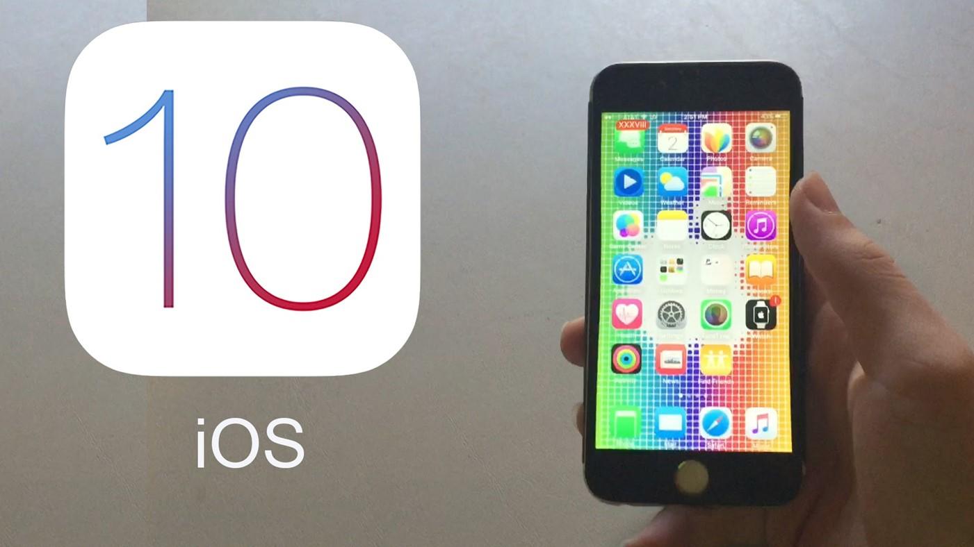 noutati iOS 10