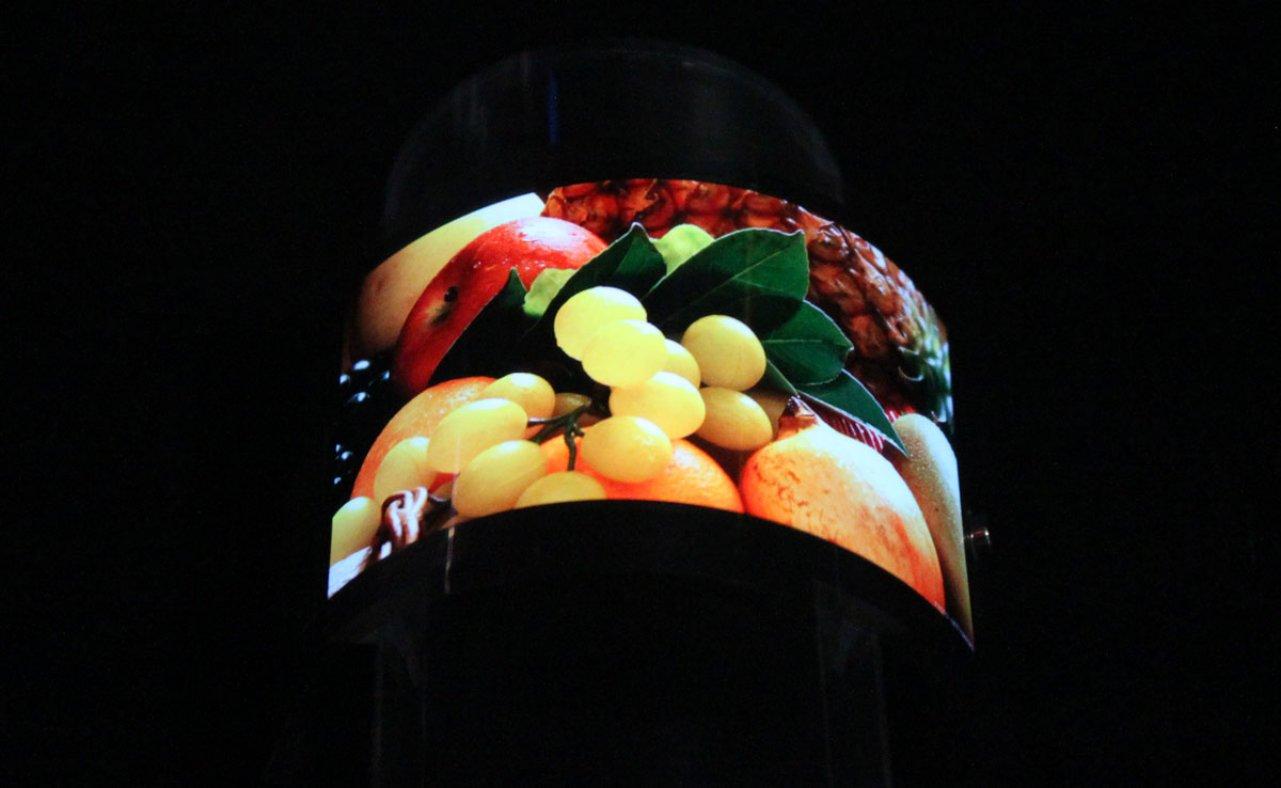 sharp ecran OLED
