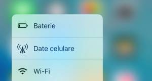 sugestii autonomie baterie iOS 10 1